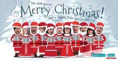 Happy Christmas everybody!
