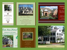 Photo Moving Cards Make Thoughtful & Practical Realtor Gifts | RealEstateClientGifts.com