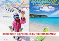 Mondiapic - Mobil home location Camping - vacances en mobilhome dans 96 campings