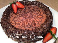 Cucinando tra le nuvole: Torta tutto Cioccolato
