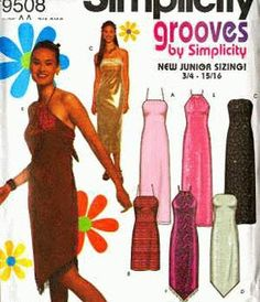 Image result for Simplicity 9508 Juniors Freakum Dress, Prom Dance, Date Night Dresses, Homecoming, Fancy, Image