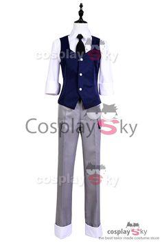 Assassination Classroom Shiota Nagisa Cosplay Costume_1