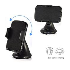 Cell Phone Car Mount Holder for Mobile Devices From Thrifty Gizmo, Easy to Install and Release on Windshield Vertically or Horizontally, Grips Hold Device Firmly, Universally Compatible with Smartphones, Pda, Gps, Enjoy Safe Hands Free Driving! Thrifty Gizmo http://www.amazon.com/dp/B00YJYM15A/ref=cm_sw_r_pi_dp_RcZDvb19W3PZY