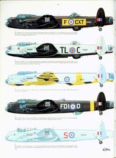 12 - Avro-Lancaster Page Ww2 Aircraft, Military Aircraft, War Machine, Machine Guns, Ala Delta, Aviation Theme, Lancaster Bomber, Aircraft Painting, Ww2 Planes