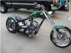 West Coast Chopper Dragon Motorcycle