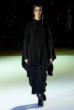 Yohji Yamamoto, Look #2