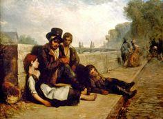 Peinture Française du 19ème Siècle