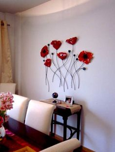 wall murals decor ceramics decorating a wall