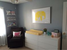 Ikea Malm as changing table - September 2015 Babies - WhatToExpect.com