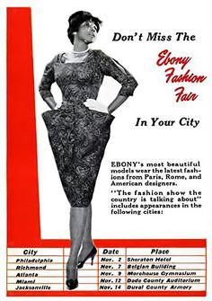 The Ebony Fashion Fair on the Go