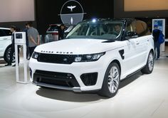 2015 Range Rover Sport SVR - http://www.1sourceautoboutique.com/auto-industry-news/say-what-an-suv-that-can-hang-with-a-ferrari/