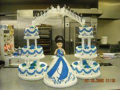cake doll quinceanera cakes   Quinceanera — La Quinceanera