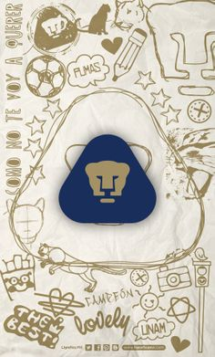 Pumas UNAM • LigraficaMX 291213CTG(3) Football Mexicano, Lsu Tigers, Fifa, Soccer, Kitty, Anime, Pictures, Poli, Munich