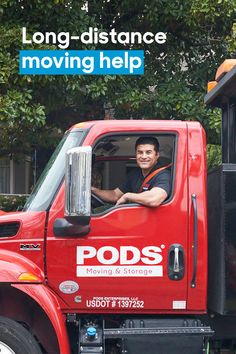 When you #Move with PODS, there's no need to navigate a huge truck down unfamiliar roads. Because we do all the driving and always go the extra mile. #LongDistanceMoves Moving Tips, Moving Out, Long Distance Moving Companies, Huge Truck, Moving Cross Country, Storage Center, Moving Services, Extra Mile, Roads