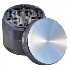 22  Blue 4 Piece SharpStone Aluminum Herb Grinder Model >>> Find out more about the great product at the image link. (This is an affiliate link) #HomeDecorGiftBaskets
