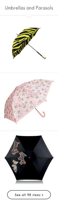 """""""Umbrellas and Parasols"""" by jennross76 ❤ liked on Polyvore featuring accessories, umbrellas, zebra print umbrella, zebra umbrella, print umbrella, plastic umbrella, radley, radley umbrella, palm tree umbrella and palm umbrella"""