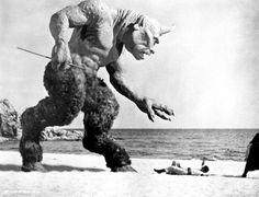 Flesh Gordon monster