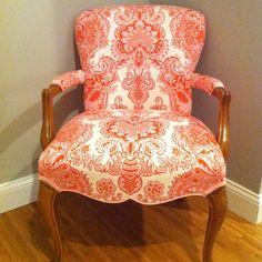 DIY upholstery class - Love it!
