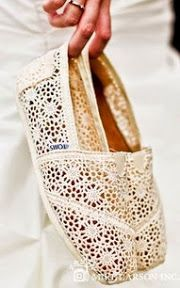 Cute Toms Wedding Shoes