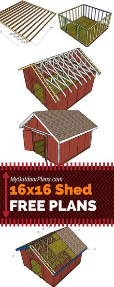 Laying out a common rafter For simple gable or shed roofs, you need ...