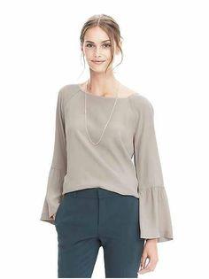 women: blouses & shirts | Banana Republic