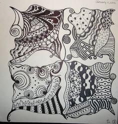 Swirls & ZenTangles