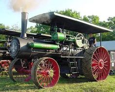 steam tractors - Google Search