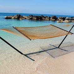 Caribbean Rope Hammo