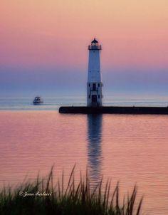 Frankfort Lighthouse - Michigan