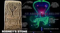 Scotland pictish stones decoded
