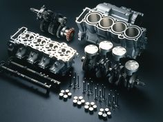 Step by step videos on rebuilding motorcycle engines for stock and high performance street applications. Seven different manufacturers.