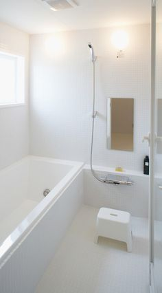 MUJI infill|タイル張りユニットバス|仕様・設備|無印良品の家