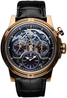 Louis Moinet Memoris | Timeless Luxury Watches