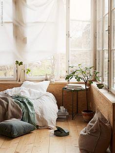 A warm and summery corner - COCO LAPINE DESIGNCOCO LAPINE DESIGN