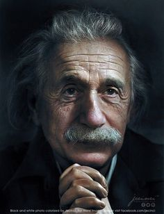 Albert Einstein Pictures, Albert Einstein Photo, Einstein Quotes, Old Man Portrait, Portrait Art, Philosophy Of Science, Modern Physics, Face Study, Face Mold