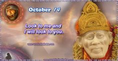 Experience eternal bliss with the blessings of Sai Baba of Shirdi. ourshirdisaibaba.com contains many features like teachings from Satcharitra, Live Darshan from Shirdi, Sai Baba Prashanavali, Daily Messages from Sri Satcharitra and much more. Make ourshirdisaibaba.com as your Personal Home Page today and start each and every day with the Blessings of Sai Baba of Shirdi.