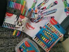 Concours ♥ Le coloriage à tout âge avec MAPED • Hellocoton.fr