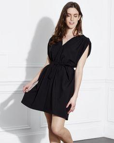 Coudre votre premier vêtement : 10 patrons pour les débutantes | LOUISE Sewing Patterns, Charlotte, Sexy, Diy Décoration, Shopping, Clothes, Black, Dresses, Style