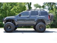 2012 nissan xterra night armour - Google Search
