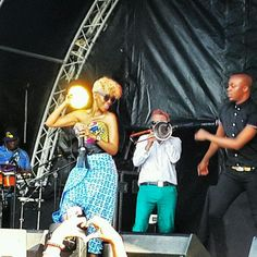 with Mafikizolo rocking the stage African Life, Big Music, East Coast, Stage, Rock, Twitter, Day, Skirt, Locks