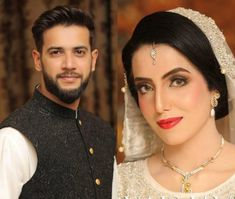 Pakistani cricket star Imad Wasim and Sannia Ashfaq Walima Pic 2019 Got Married, Getting Married, Walima, Imran Khan, Wedding Arrangements, Wedding Wear, Public Relations, Cricket