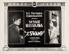 The Swamp (1921) Stars: Sessue Hayakawa, Bessie Love, Janice Wilson ~  Director: Colin Campbell