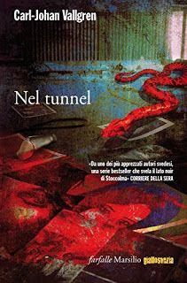 La libreria di Beppe: Nel tunnel di Carl-Johan Vallgren