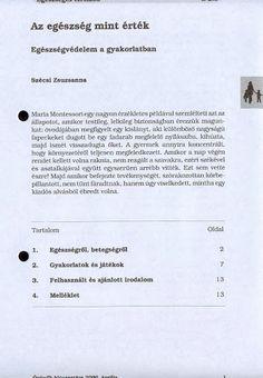 B2-9 - Az egészség, mint érték - Angela Lakatos - Picasa Webalbumok Kindergarten, Mint, Album, Education, Picasa, Kindergartens, Onderwijs, Learning, Preschool