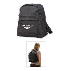 $2.00 Black Backpack At Liquidationprice.com