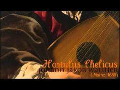J. J. Walther: Hortulus Chelicus (1688) / Suites for violin & b.c. / Les Plaisirs du Parnasse