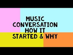 in this music conversation we will talk about how i started make music where its came from along with a nice stories from my life enjoy To the article - http. Interesting Conversation, Music Music, What You Think, Kinds Of Music, Thinking Of You, How To Find Out, Interview, Channel, Things To Come
