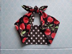 Very cool bandana, made by me :) One size fits for all, you can use both side .