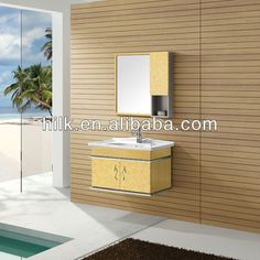 1. SUS304 Bathroom Cabinet  2. Grade A basin inf foshan   3. Soft buffered drawer   4. Gurantee 2 years