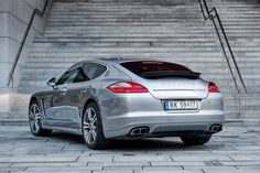 FINN – Porsche Panamera